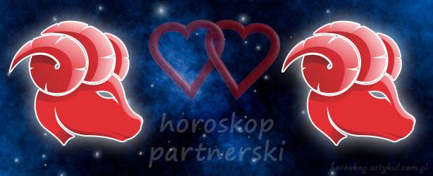 horoskop partnerski Baran Baran