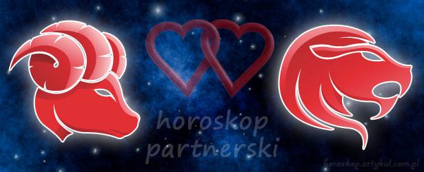 horoskop partnerski Baran Lew