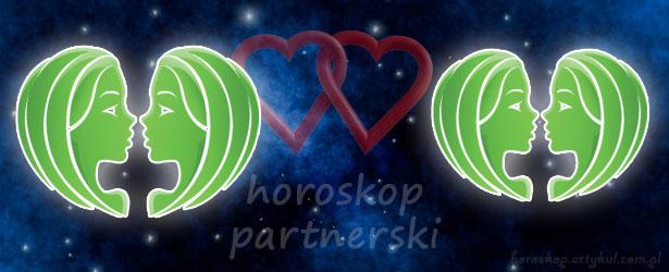 horoskop partnerski Bliźnięta Bliźnięta
