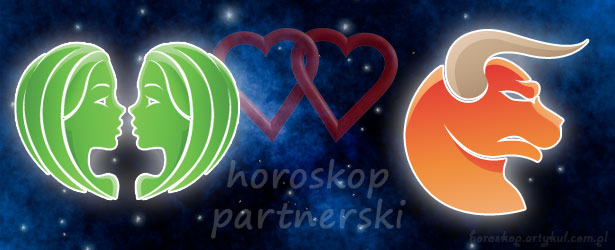 horoskop partnerski Bliźnięta Byk