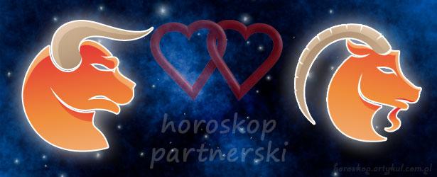 horoskop partnerski Byk Koziorożec