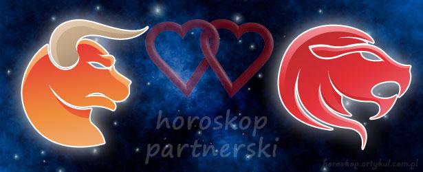 horoskop partnerski Byk Lew