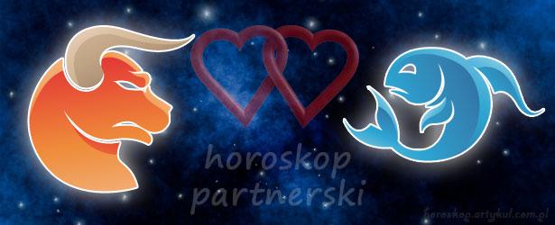 horoskop partnerski Byk Ryby