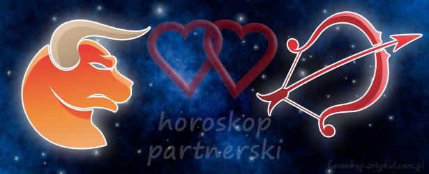horoskop partnerski Byk Strzelec