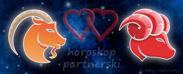 horoskop partnerski Koziorożec Baran