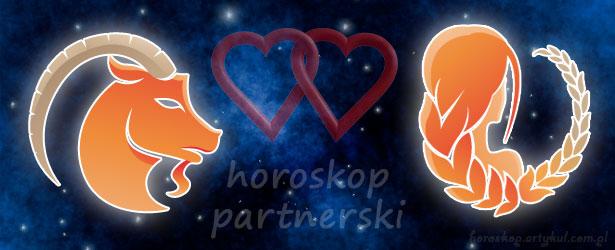 horoskop partnerski Koziorożec Panna