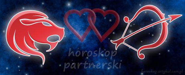 horoskop partnerski Lew Strzelec