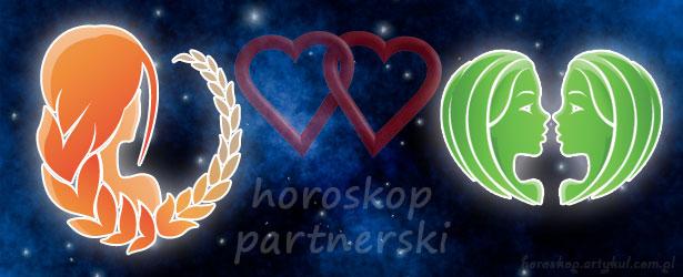 horoskop partnerski Panna Bliźnięta