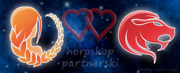 horoskop partnerski Panna Lew