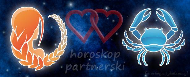 horoskop partnerski Panna Rak