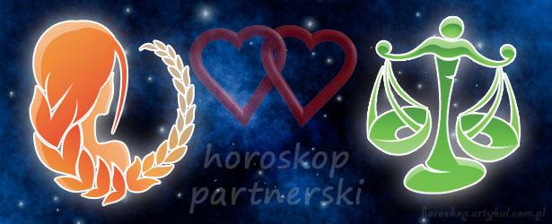 horoskop partnerski Panna Waga
