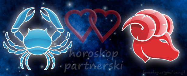 horoskop partnerski Rak Baran