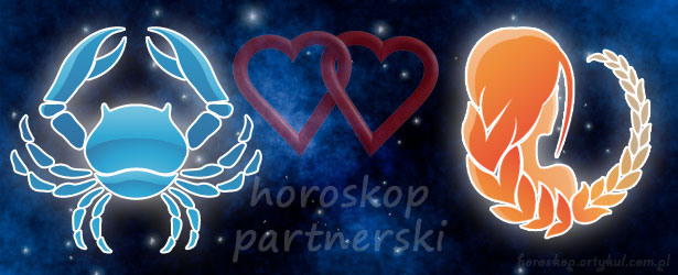 horoskop partnerski Rak Panna