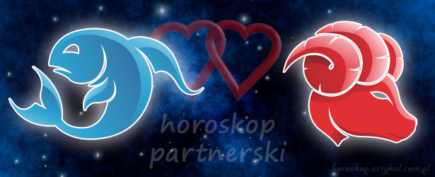 horoskop partnerski Ryby Baran