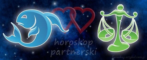 horoskop partnerski Ryby Waga