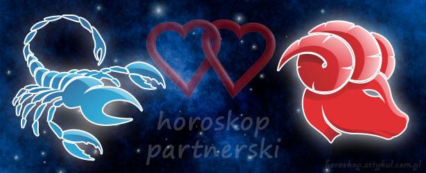 horoskop partnerski Skorpion Baran