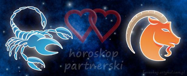 horoskop partnerski Skorpion Koziorożec