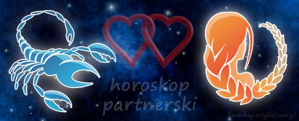horoskop partnerski Skorpion Panna