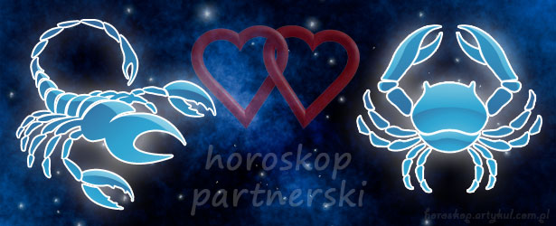 horoskop partnerski Skorpion Rak