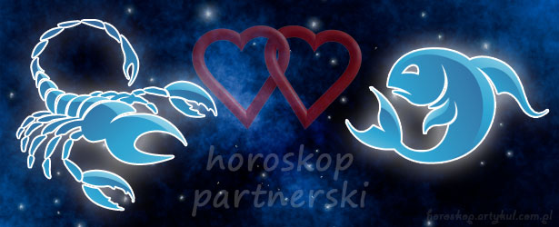 horoskop partnerski Skorpion Ryby