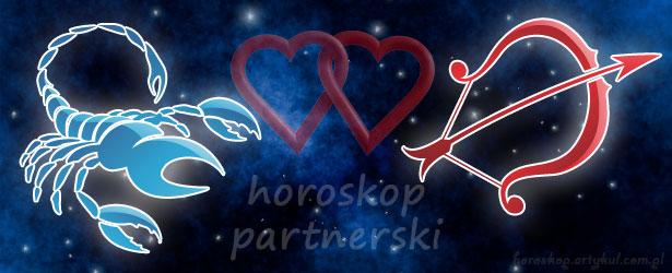 horoskop partnerski Skorpion Strzelec