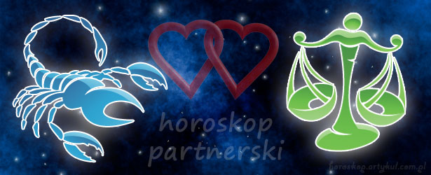 horoskop partnerski Skorpion Waga