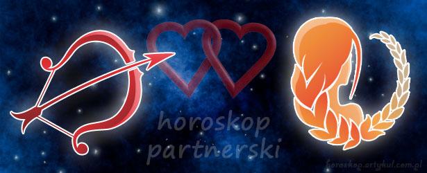 horoskop partnerski Strzelec Panna