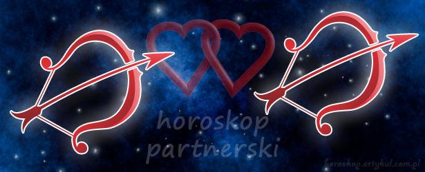 horoskop partnerski Strzelec Strzelec