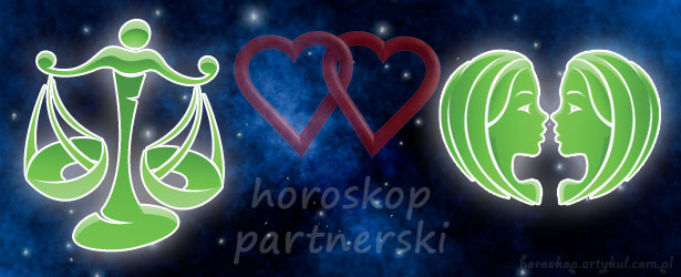horoskop partnerski Waga Bliźnięta
