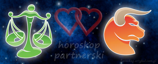 horoskop partnerski Waga Byk