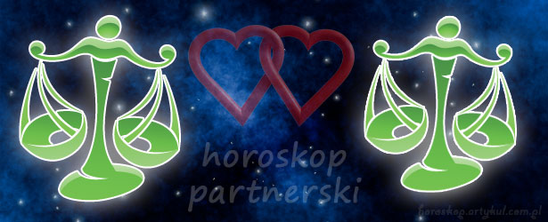 horoskop partnerski Waga Waga