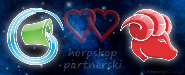 horoskop partnerski Wodnik Baran