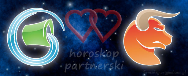 horoskop partnerski Wodnik Byk