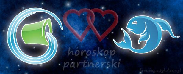 horoskop partnerski Wodnik Ryby