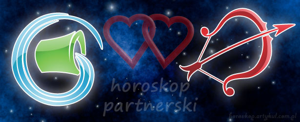 horoskop partnerski Wodnik Strzelec