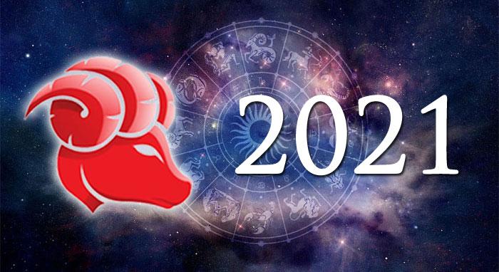Baran 2021 horoskop