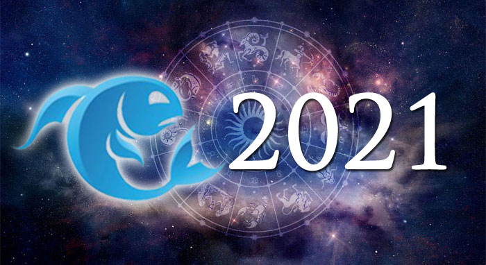 Ryby 2021 horoskop