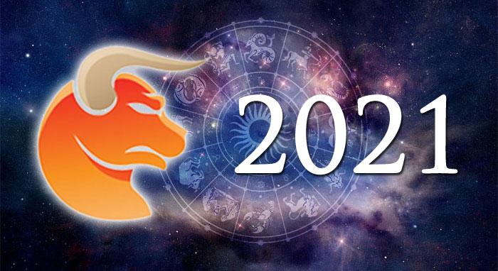 Byk 2021 horoskop