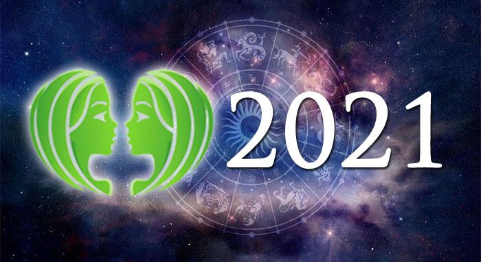 Bliźnięta 2021 horoskop