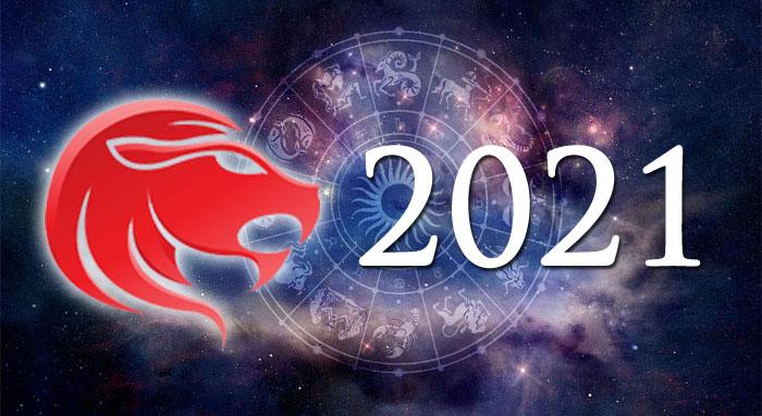 Lew 2021 horoskop