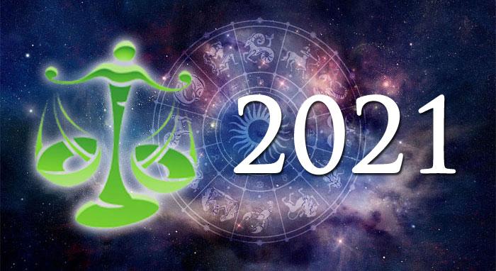 Waga 2021 horoskop