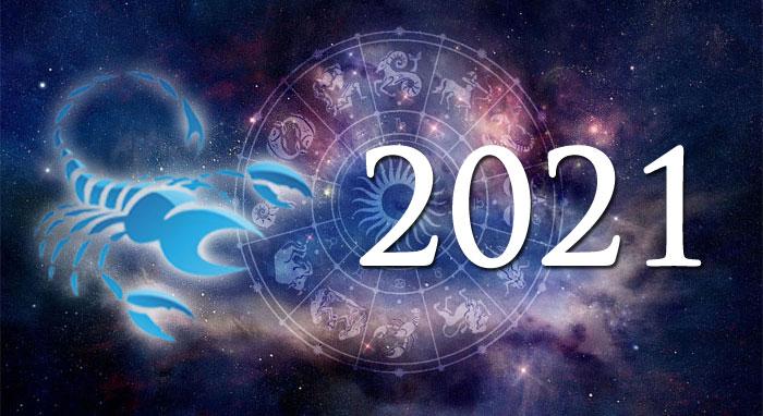 Skorpion 2021 horoskop