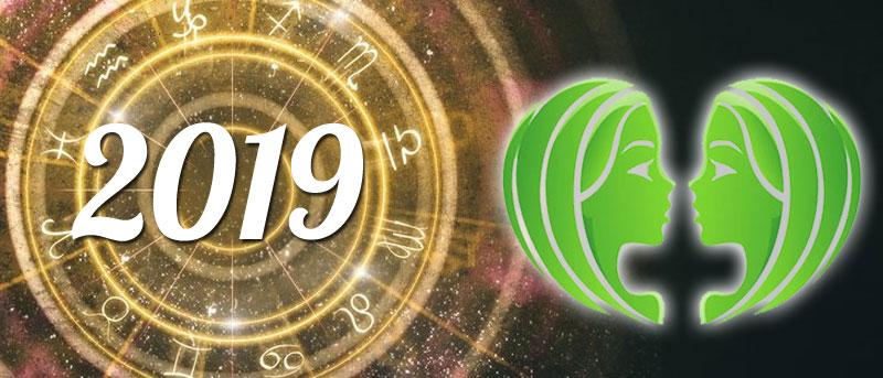 Bliźnięta 2019 horoskop