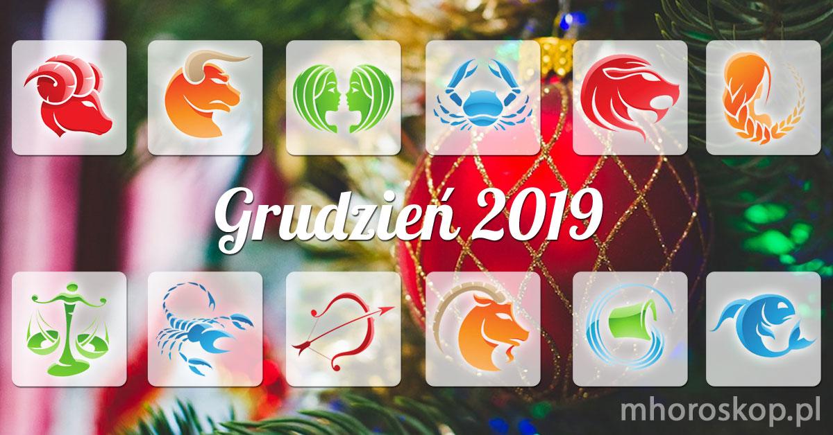 Grudzień 2019 horoskop
