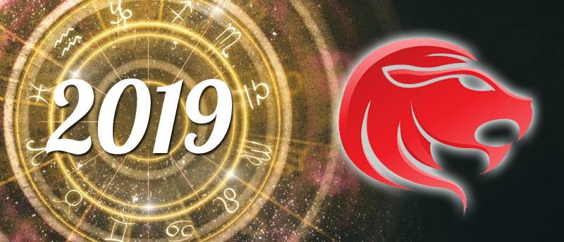 Lew 2019 horoskop
