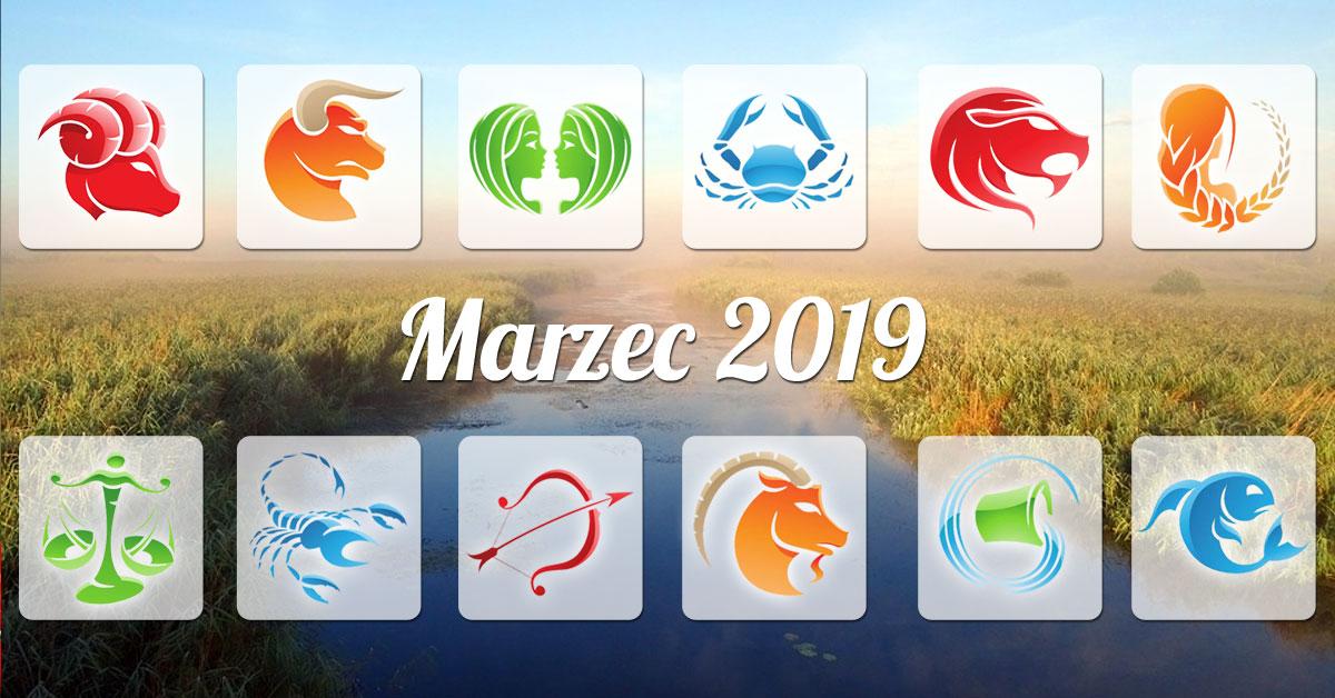 Marzec 2019 horoskop