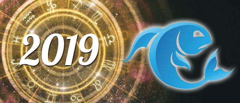 Ryby 2019 horoskop