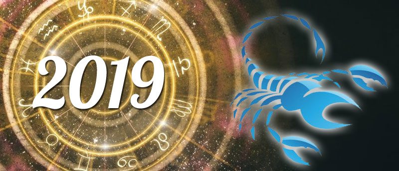 Skorpion 2019 horoskop
