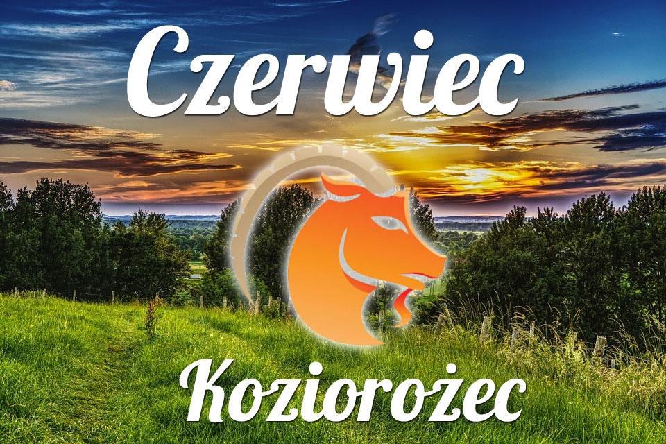 Koziorożec horoskop Czerwiec