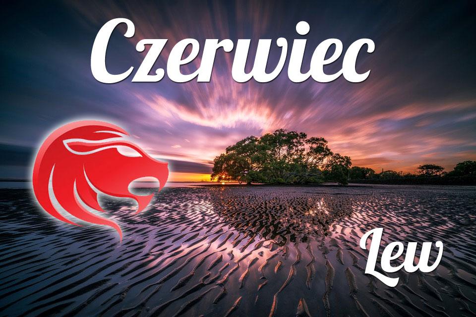 Lew horoskop Czerwiec